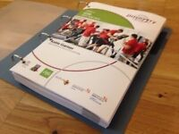 NEW Fitness Instructor Discovery Learning Level 2 FULL TIME PACK Mandatory units