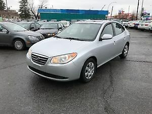 2007 Hyundai Elantra GLS a/c,fully loaded,accident free !
