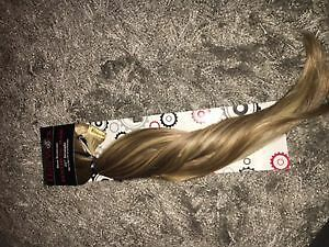 New 22inch Heat Resistant 8 piece Synthetic Hair Extension Set