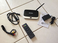 ANDROID SMART TV BOX (FREE MOVIES SPORTS NEWS)