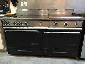 Commercial Stove ... Make me a offer