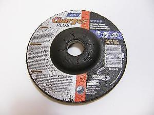 "NORTON CHARGER PLUS GRINDING DISK 4-1/2"" x 1/8 x 7/8"""