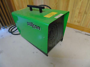 patron E6000&E3000  heaters new $900  can deliver west end