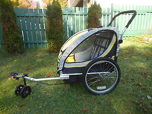 2 seat bike chariot from BELL