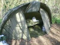 Prologic 2man bivy with prologic max 4 hd cammo wrap