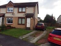 Semi Detached 2 Bedroom House Darnley Avail 16th Jan 17