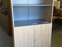 20% OFF ALL ITEMS SALE - Storage Cupboard With shelves For Home Or Office - Can Deliver For £19
