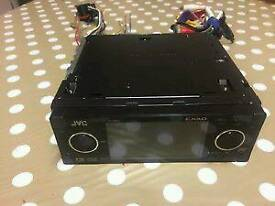 JVC KD-AVX2 Car Video Player