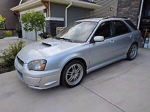 2005 Subaru wrx wagon STI ENGINE