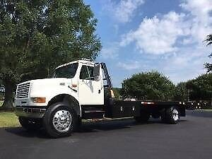 Wanted: Older tilt deck truck