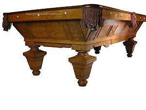 Amazing Brunswick 8 Ft Pool Table