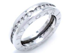 bvlgari diamond rings