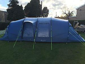 Outwell Nevada XL 8 Man Tent & Outwell Nevada XL 8 Man Tent | in Stoke-on-Trent Staffordshire ...