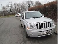 JEEP PATRIOT Sport + 60 Plate not Audi, BMW. Mercedes, for sale