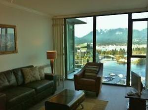Contemporary Coal Harbour Apartment w/ Ocean Views #339 Downtown-West End Greater Vancouver Area image 2