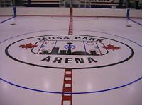 Pickup Hockey at Moss Park Arena - DOWNTOWN ICE HOCKEY
