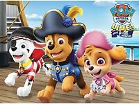 3 x Platinum Tickets to Paw Patrol Live at London SSE Arena on the 25th Aug 2018