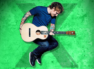 ED Sheeran in Montreal PRIVATE LOGE Wednesday July 19th(5 Ticket