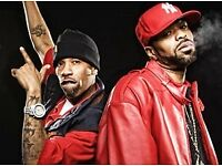 1 Method Man & Redman @ O2 Academy Brixton tickets - Going to be fantastic!