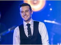 3 Excellent 2ND ROW Nathan Carter Tickets London 17/3/18