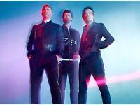 4 x Take That Tickets - Standing - Birmingham - 1st June 17