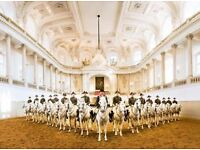 The Spanish Riding School of Vienna Tickets - Equestrian show at Wembley Arena 11 Nov PREMIUM SEATS