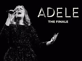 Adele 2 Tickets together - Thursday 29 June 2017