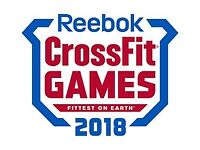 Reebok Crossfit Games Festival Tickets x2