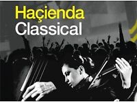 Hacienda Classical - 2 Tickets -Manchester