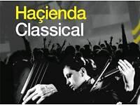 4x hacienda classical tickets