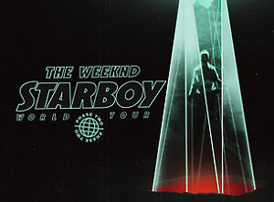SELLING PAIR OF TICKETS TO THE WEEKND
