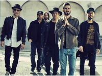 2 tickets for Linkin park on 3rd July 2017 at the London O2