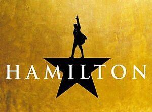 See HAMILTON at Shea's Performing Arts Centre, Buffalo