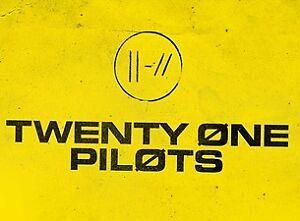 Twenty One Pilots 1 billet parterre admission générale