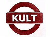 Tickets kult 23.09 in manchester