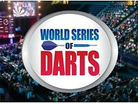 World Series Of Darts Tickets for 05/11/17