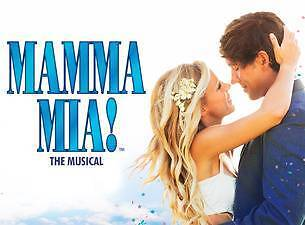 Mamma Mia Musical - Qpac Brisbane (price discounted)