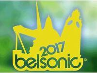 Belsonic Cream Classics 17th June - £30 each