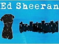 Ed Sheeran Ticket Swap
