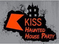 Kiss FM Haunted House Party Halloween Concert Tickets