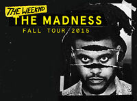 FLOOR** The Weeknd W/ Travis Scott And Hasley *BELL CENTER