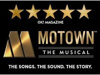 Motown the Musical - ONE ticket for sale for this Thursday 730pm - Shaftesbury Theatre London