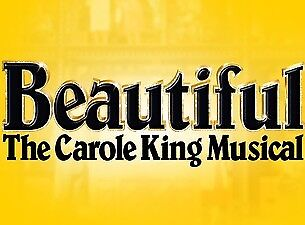 2 x Tickets Beautiful The Carole King Musical Front Row