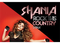 Shania Twain's Rock This Country Tour