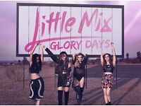 4 Little Mix tickets ( seated ) SSE Arena Belfast Tuesday 7th November 2017