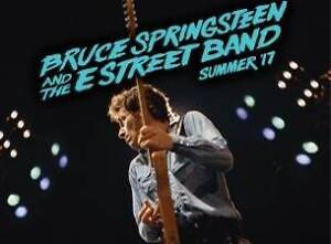 2 x BRUCE SPRINGSTEEN~C Reserve Seated Tickets Thursday 9 Feb 17 Belrose Warringah Area Preview