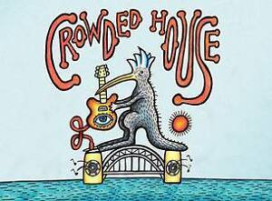 Crowded House Concert Tickets Pyrmont Inner Sydney Preview
