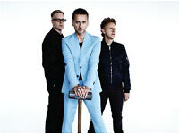 1 x Depeche Mode seated ticket for sale