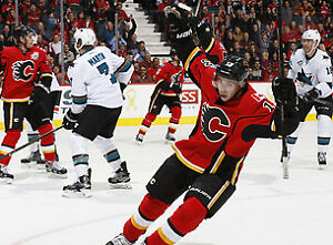 Calgary Flames vs New Jersey Devils