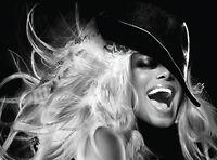 Janet Jackson Platinum Seat Ticket and General Ticket